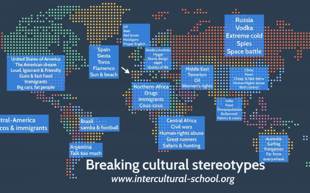 Breaking stereotypes/ Rompiendo estereotipos